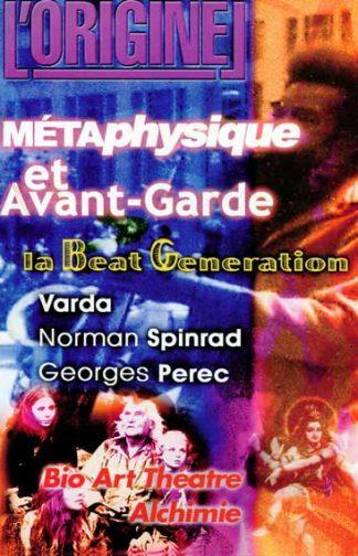 Revue10 metaphysique et avant garde