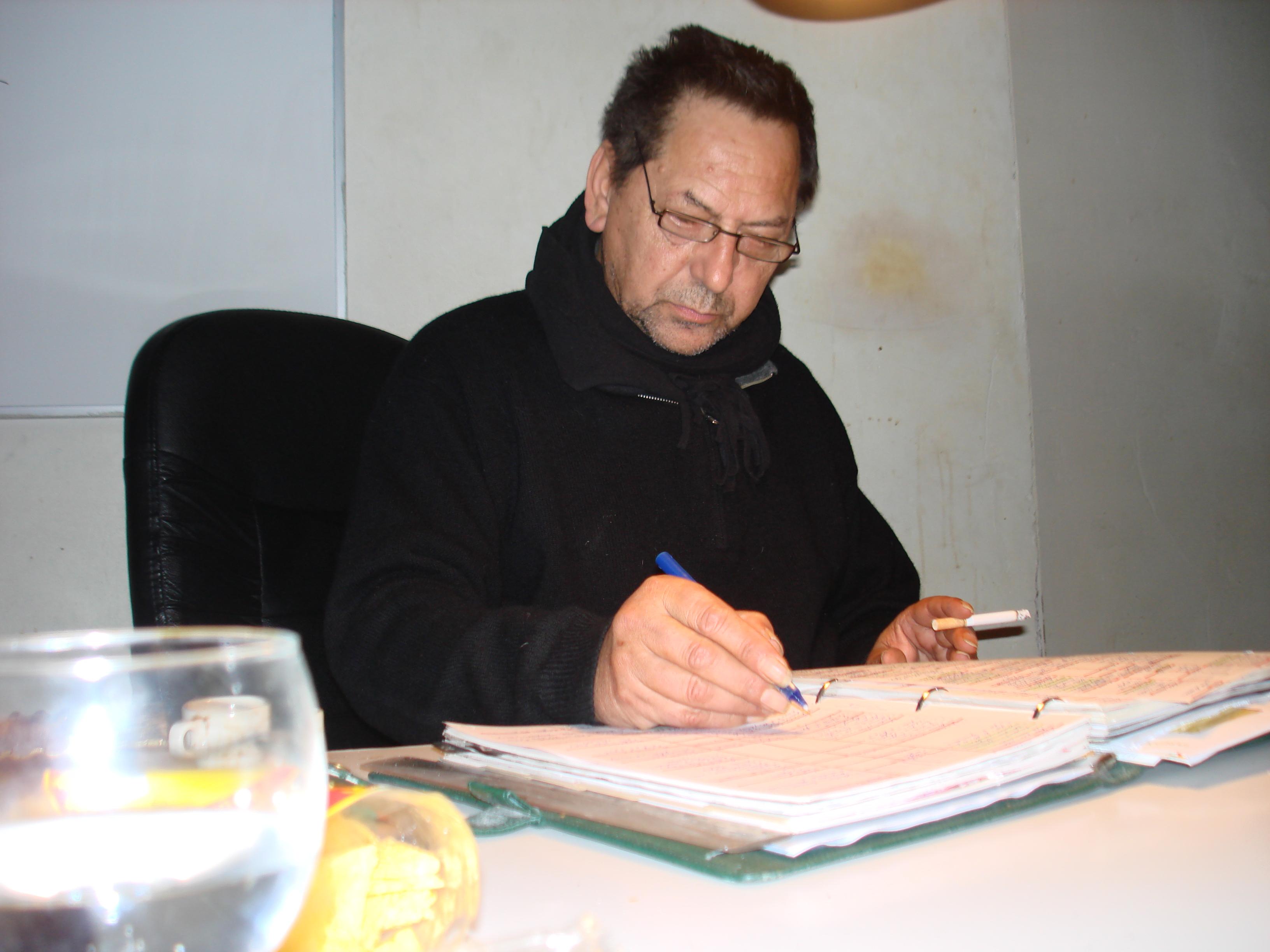 Charles écrivain