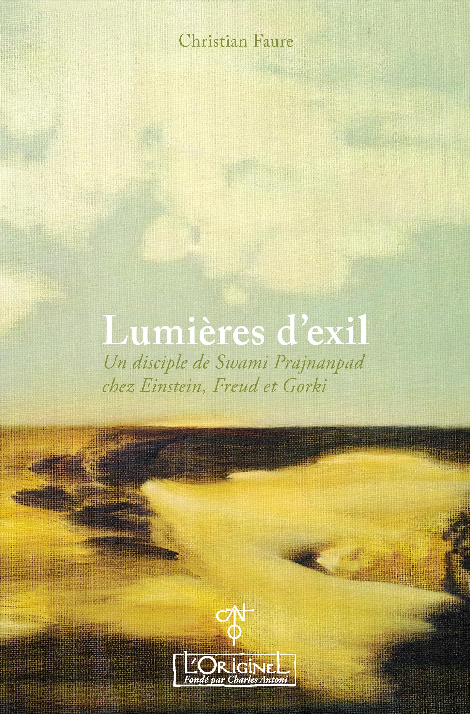 Couverture LUMIERES D'EXIL